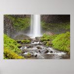 Latourell Falls, Columbia River Gorge, Oregon, Posters