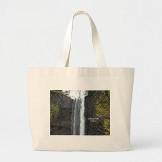 Latourell Falls, Oregon Canvas Bag