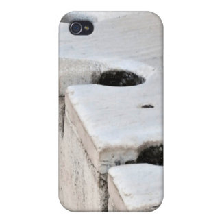 Latrines Covers For iPhone 4