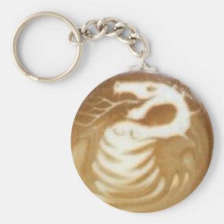 Latte Art 11 Keychains