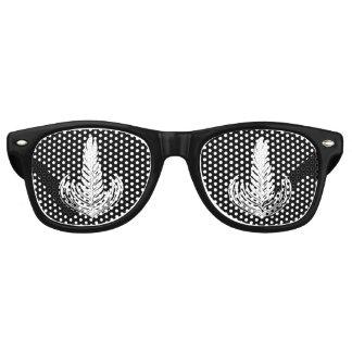 Latte Art Eyes Rosetta Retro Sunglasses