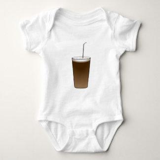 Latte Baby Bodysuit