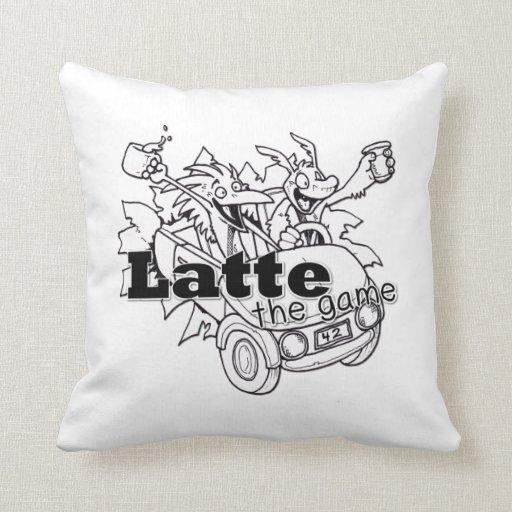 Latte Cojines