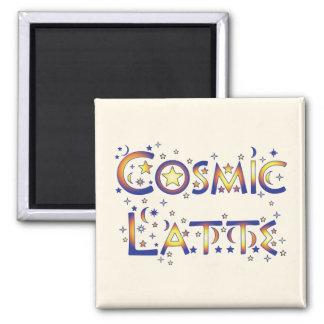 Latte cósmico iman