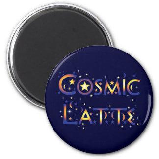 Latte cósmico imán