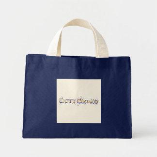 Latte Cósmico Mini Tote Bag