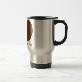 Latte Goddess Travel Mug