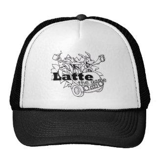 Latte Hats