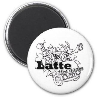 Latte Imán Redondo 5 Cm