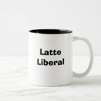 Latte Liberal Mug