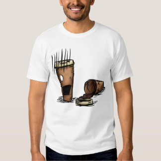 latte nooo tee shirts