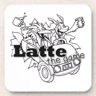 Latte Posavasos De Bebida