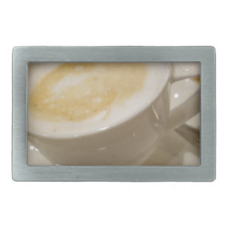 Latte Rectangular Belt Buckle