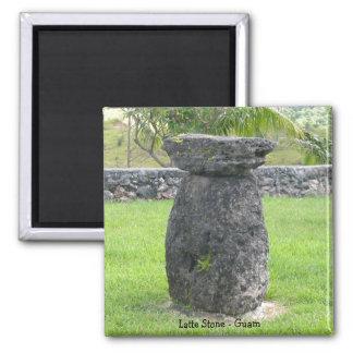 Latte Stone - Guam Magnet