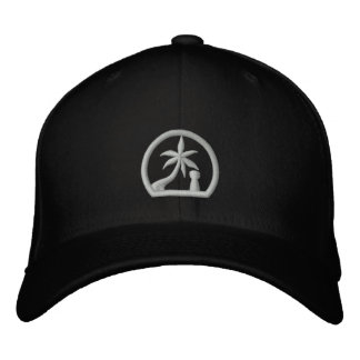 Latte Stone Sunset - Hat Embroidered Hat