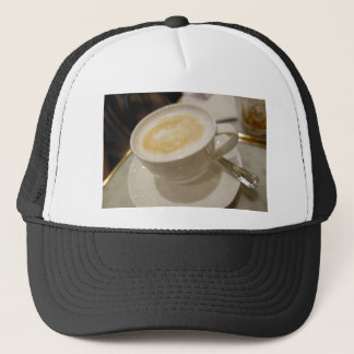 Latte Trucker Hat