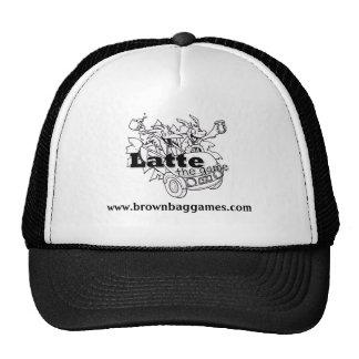 Latte Trucker Hats