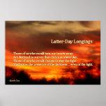 Latter-Day Longings Poster