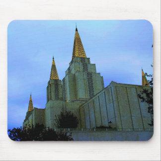 Latter Day Saints Temple Mousepads
