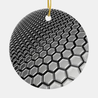 lattice 2016 ceramic ornament