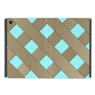 Lattice Fence by Shirley Taylor iPad Mini Cover