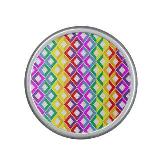 Lattice Rainbow Bluetooth Speaker