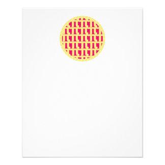 Lattice Raspberry Pie - Pi Day Flyer