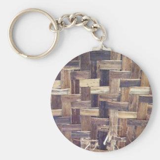 Lattice Weave Keychain