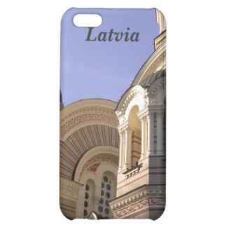 Latvia Architecture iPhone 5C Covers
