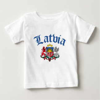 Latvia Coat of Arms Infant T-shirt