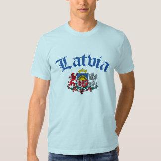 Latvia Coat of Arms T Shirt