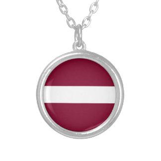 Latvia Flag Jewelry