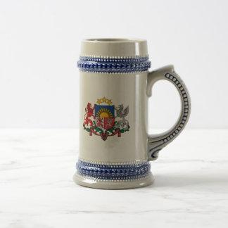 Latvia, Latvia Beer Stein
