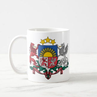 Latvia, Latvia Classic White Coffee Mug
