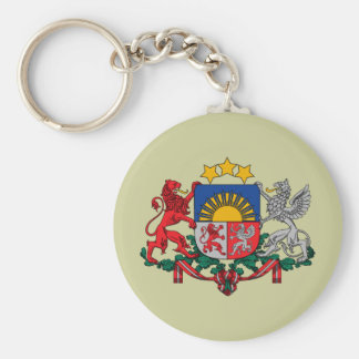 Latvia, Latvia Key Chain