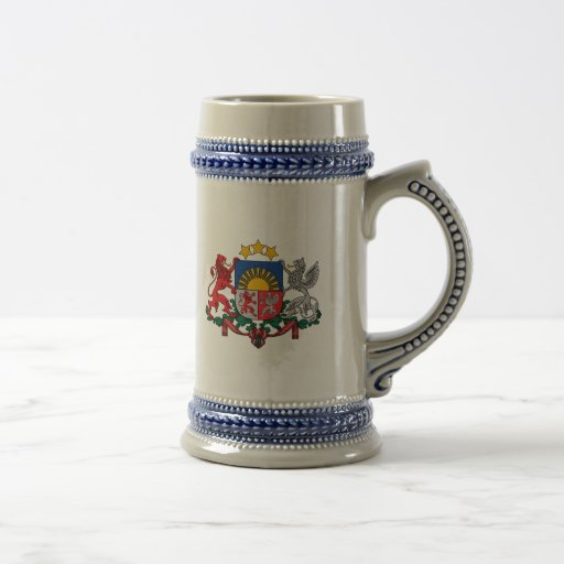 Latvia, Latvia Mug