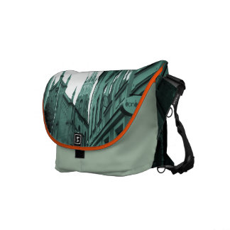 Latvia Messenger Bag