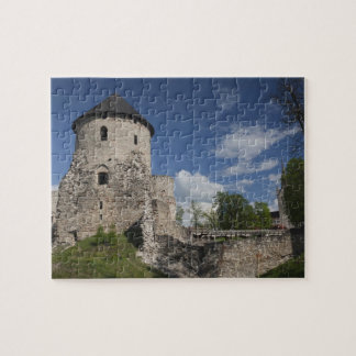 Jigsaw Puzzle Latvian Woman Item