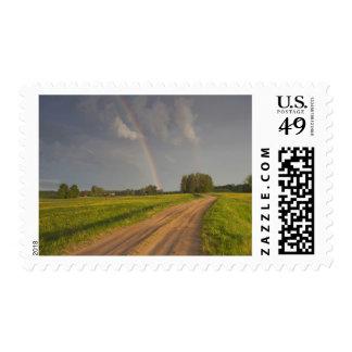 Latvia, Northeastern Latvia, Vidzeme Region, 4 Stamp
