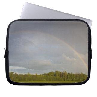 Latvia, Northeastern Latvia, Vidzeme Region, 5 Laptop Sleeve