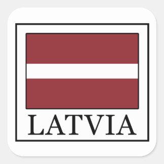 Latvia sticker
