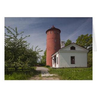 Latvia, Western Latvia, Kurzeme Region, Cape 2 Card