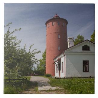 Latvia, Western Latvia, Kurzeme Region, Cape 2 Ceramic Tile