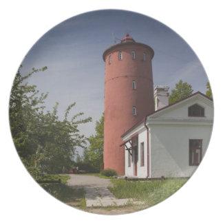 Latvia, Western Latvia, Kurzeme Region, Cape 2 Dinner Plate
