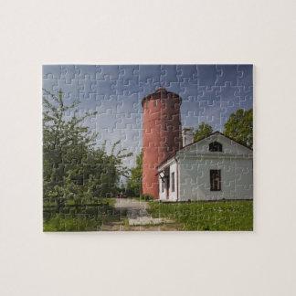 Latvia, Western Latvia, Kurzeme Region, Cape 2 Jigsaw Puzzle