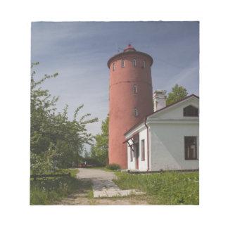 Latvia, Western Latvia, Kurzeme Region, Cape 2 Note Pad