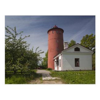 Latvia, Western Latvia, Kurzeme Region, Cape 2 Postcard