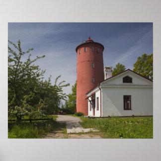Latvia, Western Latvia, Kurzeme Region, Cape 2 Poster