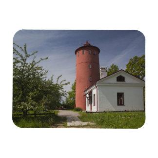 Latvia, Western Latvia, Kurzeme Region, Cape 2 Rectangular Photo Magnet