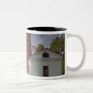 Latvia, Western Latvia, Kurzeme Region, Cape 2 Two-Tone Coffee Mug